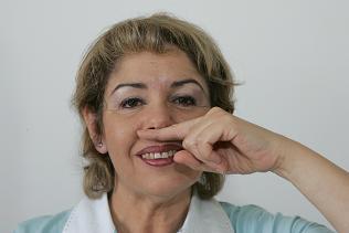 как укрепить кончик носа