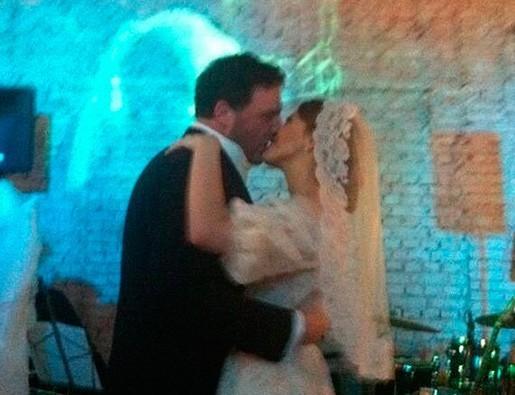 собчак вышла замуж