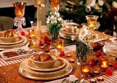 novogodniy stol