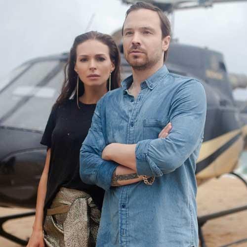 Алексей Чадов появился с новой девушкой
