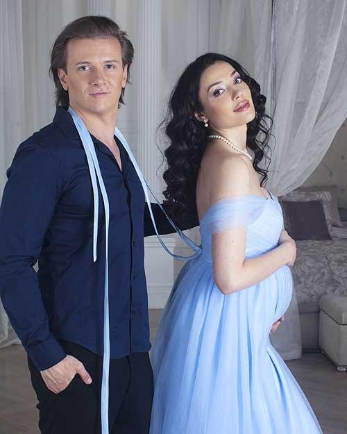 Глеб Матвейчук впервые стал отцом