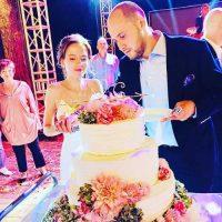 Сын Ларисы Гузеевой и его жена