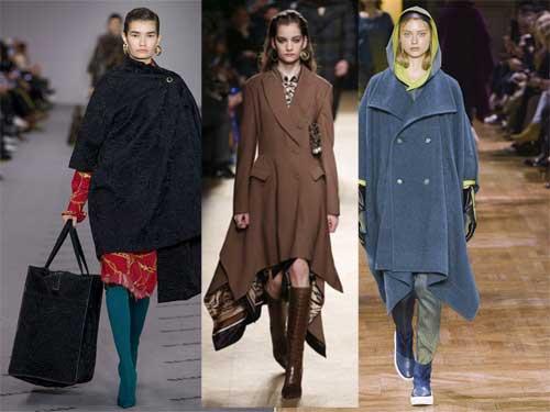 Что будем носить осенью и зимой 2018 2019 года