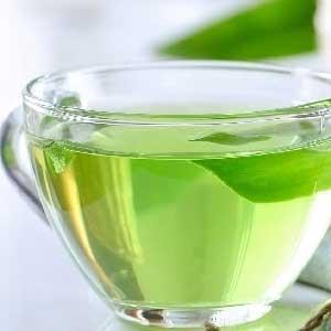 Как худеть на зеленом чае